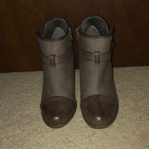 Lauren Conrad booties